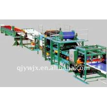 Línea de producción automática de paneles sándwich QJ