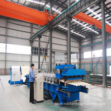 Automatisk Hydraulisk Ridge Tile Forming Machine
