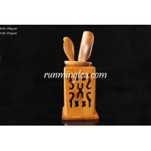 Выдолбленные Bamboo Chadao Set-6 Pieces, Bamboo Материал