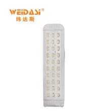 Vente chaude lampe d'urgence rechargeable portative d'éclairage à la maison menée à vendre
