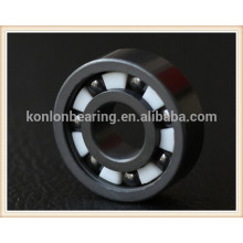 6304zz Si3N4 material full ceramic deep groove ball bearing