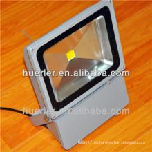 China alta luminosidad al aire libre COB 100-240v 100W proyector proyector ce rohs 10000lumen