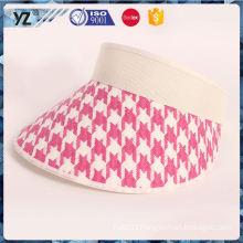 Factory supply custom design short visor cap for wholesale