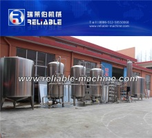 RO Drinking Water Purification Plant/System/Water Treatment Machine