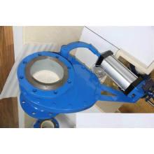 Válvula de alimentación de cerámica oscilante neumática (GBZ643TC)