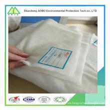 hecho en almohadas de relleno de fibra de bambú de poliéster / algodón de China