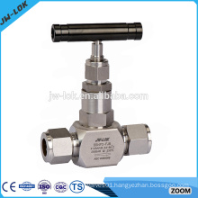 High pressure stainless steel float valve