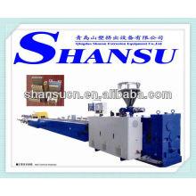WPC Extrusion Line (PVC/PP/PE+Wood powder)