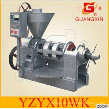Guangxin Brand óleo de sésamo extractor máquina de imprensa de óleo de gergelim