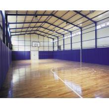 Centre sportif de gymnasium en acier préfabriqué (SSW-208)