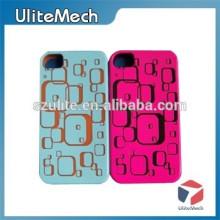 2015 OEM barato teléfono móvil caso plástico a través de inyección de molde