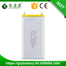 Factory Price Rechargeable 10000mAh 3.7V Lipo Battery