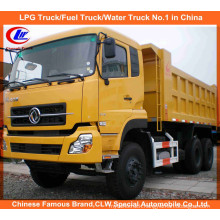 Heavy Duty Dongfeng 10 Wheels Front Tipping Tipper Truck, 40tons Dump Truck