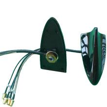 С высоким коэффициентом усиления GPS и GSM Акульих плавников авто антенна для GPS DVB-Т GSM и ДТВ