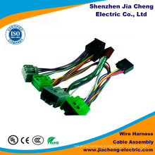 M8 to M12 Cable Assembly Wire Harness with Connector