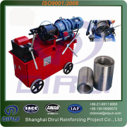 300mm length Rebar parallel thread rolling machine machine thread engineering & construction machinery for India Contruction