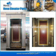 400Kgs 5 Persons Cheap Residential Elevator, Home Elevator Lift, Buliding Elevator Lift