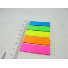 Custom Film Pet Index Sticky Notes (9601)