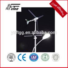 LED-Windkraftanlage Energie Energie Solar Straßenlaterne