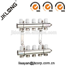 F615 Brass Manifold Valve for floor Heating system