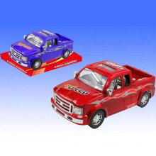 Camiones de juguete de plástico de vehículos de fricción