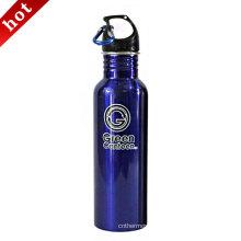 Бутылка воды из нержавеющей стали колбу путешествия