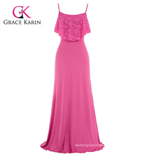 Grace Karin Occident Women's Summer Spaghetti Straps Long Beach Dress Maxi Dress CL008933-1