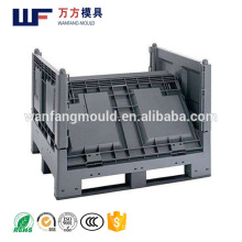 chicken transport crates mould made in China/OEM Custom plastic injection chicken transport crates mold making