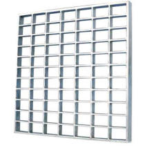 Grey Iron Round and Square Grating Steel Bar