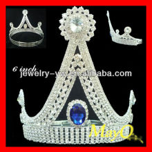 Fashion Newest design pageant tiara crown