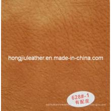Imitação de alta qualidade do couro do sofá da vaca (Hongjiu-628 #)