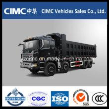 Best Price China 380HP 8X4 JAC Heavy Duty Dump Truck