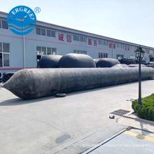Mejor precio de lanzamiento de la nave de elevación airbag marino