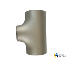 Titanium pipe fitting straight Tees and Crosses