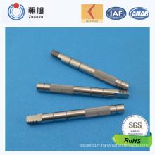 Chine Fournisseur ISO Nouveaux Produits Standard Acier Inoxydable Drop Axle