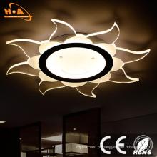 Заводская Цена простой Стиль 22w светодиодные потолочные светильники для дома