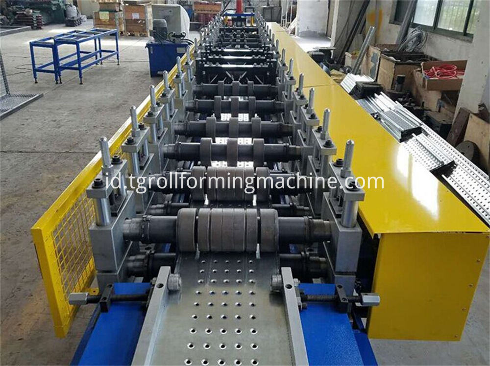Automatic Scaffolding Machine
