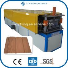 Passed CE und ISO YTSING-YD-7115 Roofing Clip Lock Panel / Blatt Rollenformmaschine