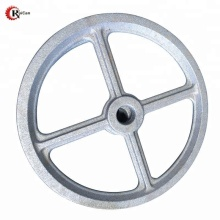 cast iron wheels cnc part for auto. parts