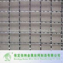 Fabricación tejida prensada caliente del acoplamiento de alambre de la venta