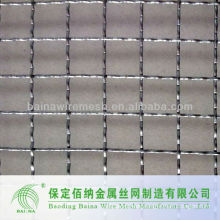 Hot sale Crimped Woven wire mesh manufacture