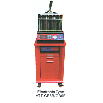 Fuel Injector Cleaner & Analyzer