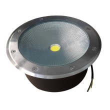 30W 304 acero inoxidable IP67 RGB LED subterráneo / luz inground del LED