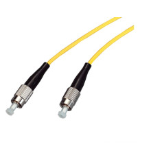 FC / APC-FC / APC Simplex Sm Fibra Óptica Patch Cord