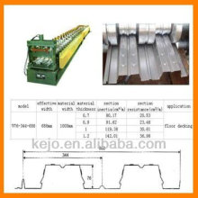 Floor Deck Roll Forming Machine prices