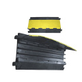 900*500*75mm 3 channels rubber cable protector speed humps
