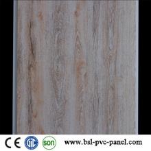 Madeira Padrão 25cm Painel de PVC PVC Painel de parede PVC Tile