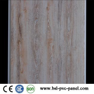 Wood Pattern 25cm PVC Panel PVC Wall Panel PVC Tile