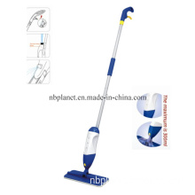 Spray Mop with Removable Water Bottle & Microfiber Mop Pad
