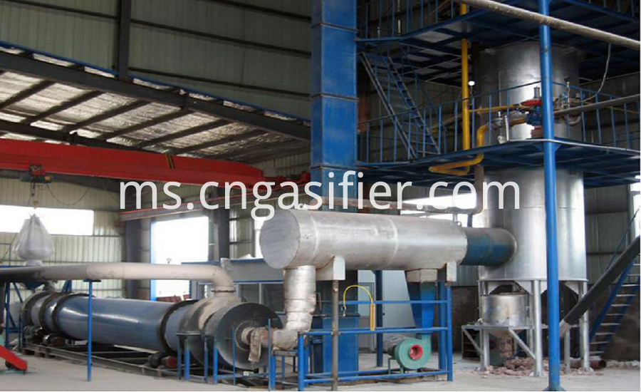 perlite expansion furnace